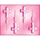 CK チョコレート型ロリポップ/十字架クロス4