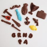 CK チョコレート型/父の日パーツセット