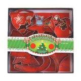 Fox Run クッキー型7pcセット箱/クリスマス