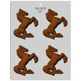 CK チョコレート型/馬4