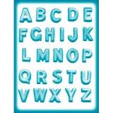 CK キャンディ型(飴型)英字アルファベット
