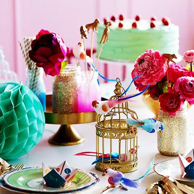 撮影小物に役立つ英国トーキングテーブルのキレイ色な雑貨たち