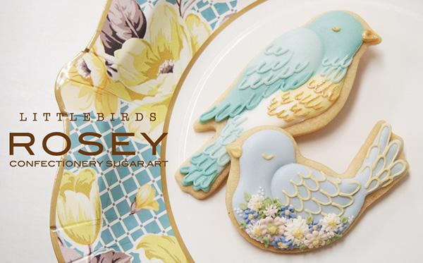 ROSEYアイシングクッキー