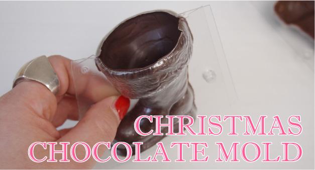 クリスマスのチョコレート