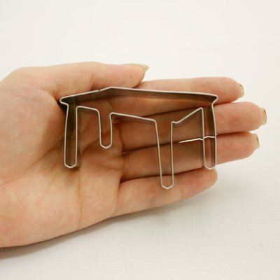 画像2: Stadter クッキー型/テーブル(ステンレス)