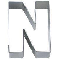 Stadter クッキー型/アルファベット英字N(ステンレス)