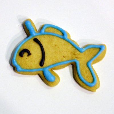 画像1: 〒 クッキー型(Stadter)5個セット缶/海の生物