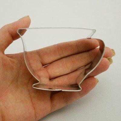 画像1: 〒 クッキー型/ティーカップ(皿ナシ)