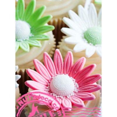 画像2: プッシュ式抜き型(FoxRun)花びらの多いお花 3個セット