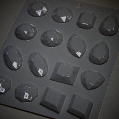 画像1: 〒 CK キャンディ型(飴型)宝石4.5cm