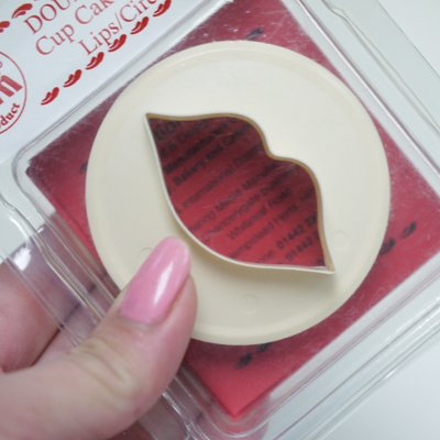 画像2: 〒 FMM カップケーキカッター/唇×丸型