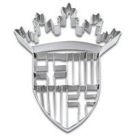 Stadter クッキー型/バルセロナ紋章(ステンレス)