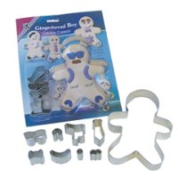 クッキー型ドレスアップセット/ジンジャーマン