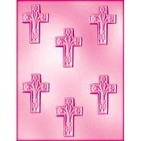 CK チョコレート型/デコラティブ十字架クロス