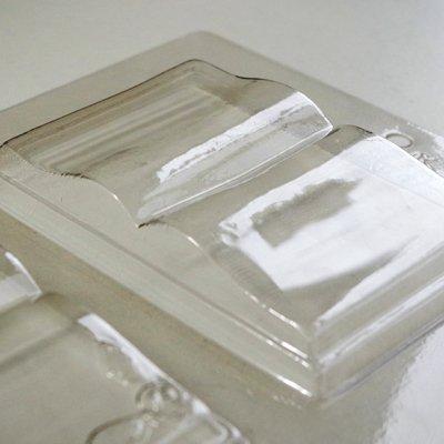 画像1: 〒 CK チョコレート型/開いた本2種(Lサイズ)