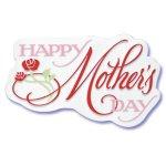 画像1: 〒 ケーキプレート/Happy Mother's day(1個入り) (1)