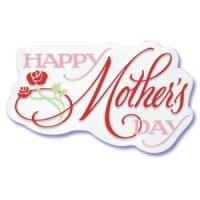 ケーキプレート/Happy Mother's day(1個入り)