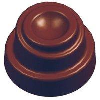ポリカーボネート製  チョコレート型/スパイラルコーン