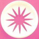 画像1: 〒 FMM カップケーキカッター/デイジー×丸型 (1)