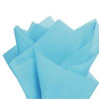 クシュ紙(24枚)ライトブルー 51×76cm