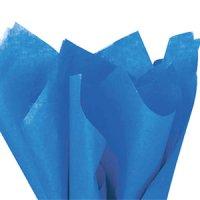 クシュ紙(24枚)ロイヤルブルー 51×76cm