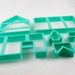 画像4: クッキー型(Stadter)お菓子の家(プラスチック)箱入り (4)