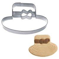 Stadter クッキー型/リボン帽子(ステンレス)