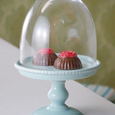画像2: 〒 CK ボンボンショコラのチョコレート型/バラトップ