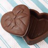 CK チョコレート型BOX/ハートリボン