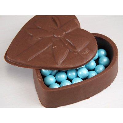 画像3: CK チョコレート型BOX/ハートリボン