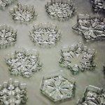 画像5: 〒 CK チョコレート型/雪の結晶28 (5)