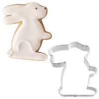 BIRKMANN クッキー型/後ろ足で立つウサギ(ステンレス)