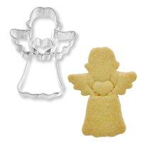 BIRKMANN クッキー型/ハートの天使(ステンレス)