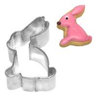 BIRKMANN ミニ★クッキー型/座ったウサギ(ステンレス)