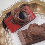 画像1: 〒 CK チョコレート型/カメラ (1)