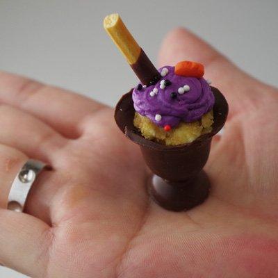 画像3: CK チョコレート型/立体ベル