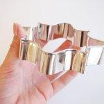画像4: 〒 クッキー型(Ann Clark)カーヴィーなフレーム(正方形) (4)