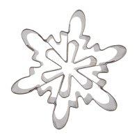 クッキー型/雪の結晶A