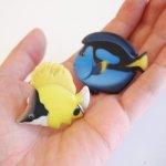 画像2: ケーキリング/熱帯魚(2種4個入) (2)