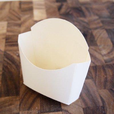 画像3: フライドポテトケース(3枚入)ケント紙