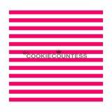 The Cookie Countess(クッキーカウンテス)ステンシル/ストライプ