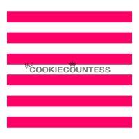 The Cookie Countess(クッキーカウンテス)ステンシル/ワイドストライプ