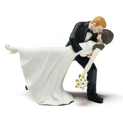 画像1: ウエディングケーキトッパー/ロマンディックダンス