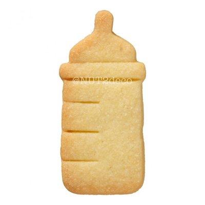 画像1: BIRKMANN クッキー型/哺乳瓶 (ステンレス)