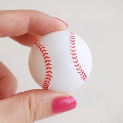 画像1: ケーキリング/野球ボール(3個入)