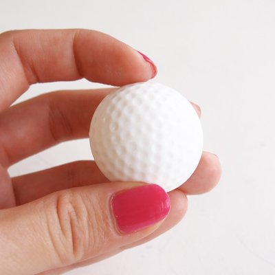 画像1: ケーキリング/ゴルフボール(3個入)