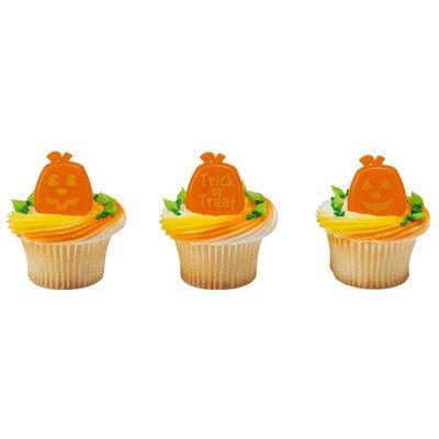 画像3: ケーキリング/パンプキンフェイス(3種3個入)