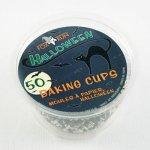 画像2: FoxRun ベーキングカップ 50枚(ケース入)キョロキョロ目玉 (2)
