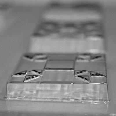 画像2: 〒 CK チョコレート型/スクエアパズル