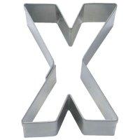 Stadter クッキー型/アルファベット英字X(ステンレス)